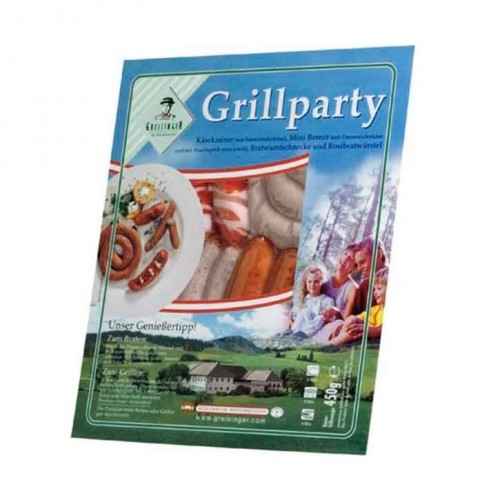 GREISINGER GRILL PARTY